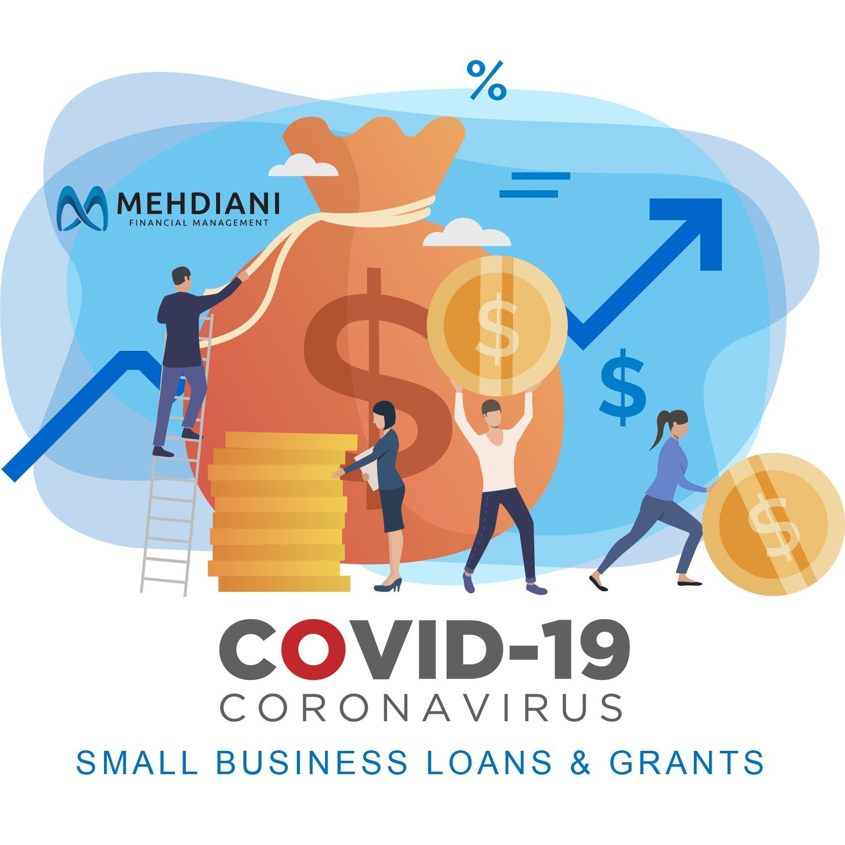 FREE LIVE WEBCAST: Coronavirus (COVID-19) Small Business