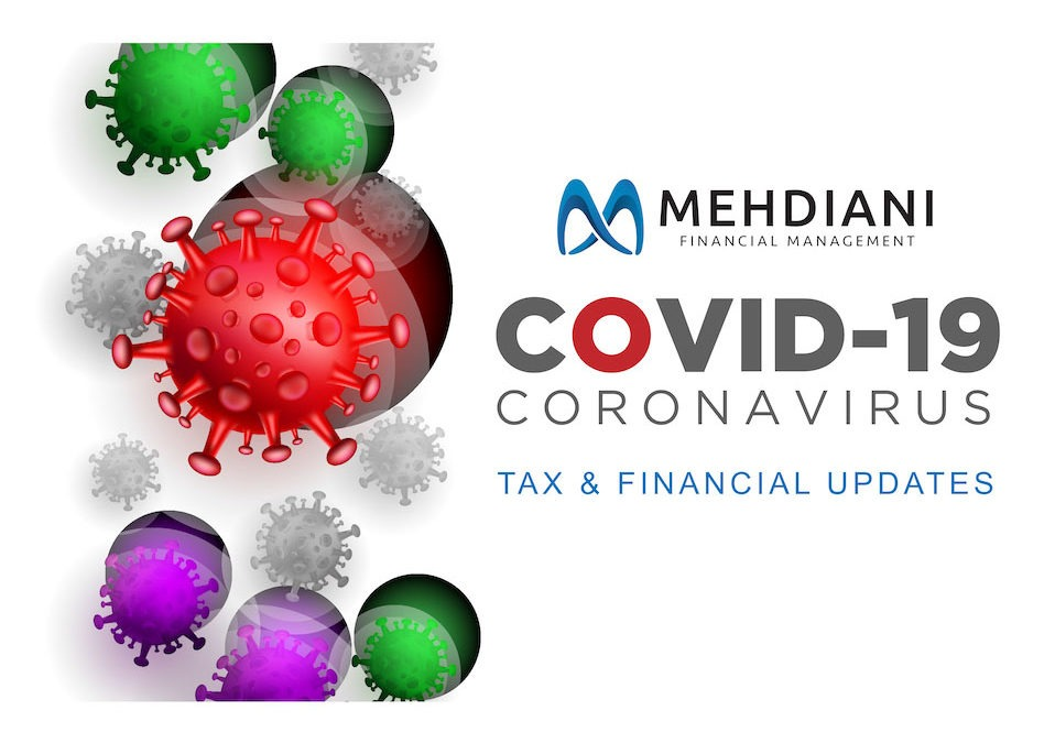 Coronavirus (COVID-19) Tax Updates, CARES Act, Stimulus Relief, Forgivable Loans & Grants, and FAQS